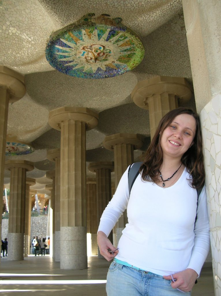 Parc Guell, Barcelona 2006